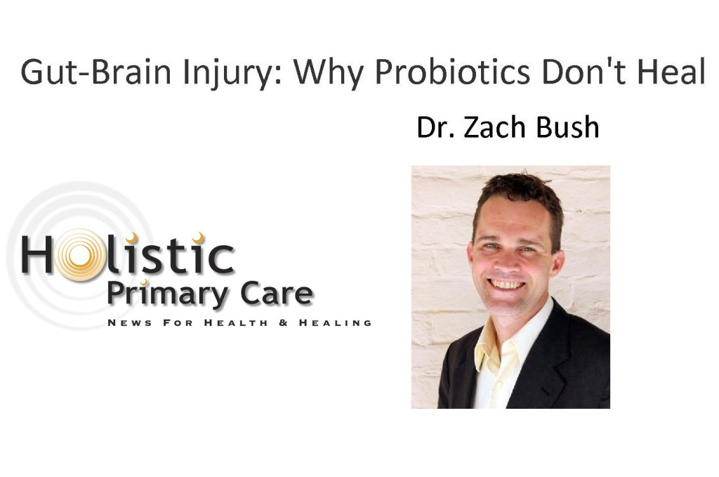 Interview on Gut Brain Injury